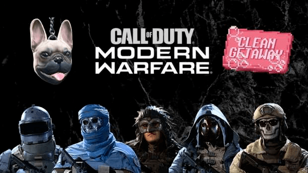 CoD Modern Warfare bundles cosmétiques Infinity Ward