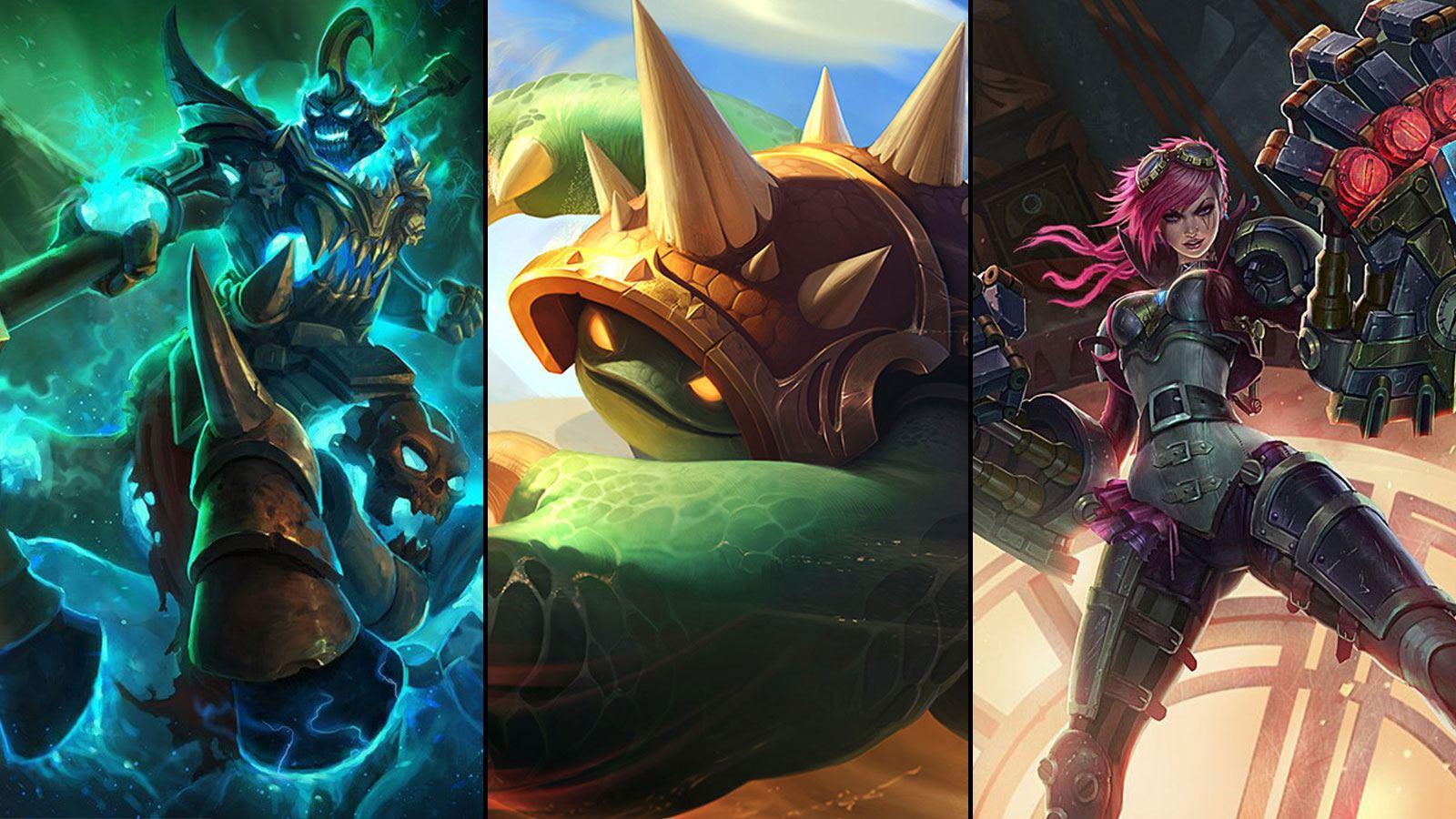 Meilleurs jungle du patch 10.20 de League of Legends