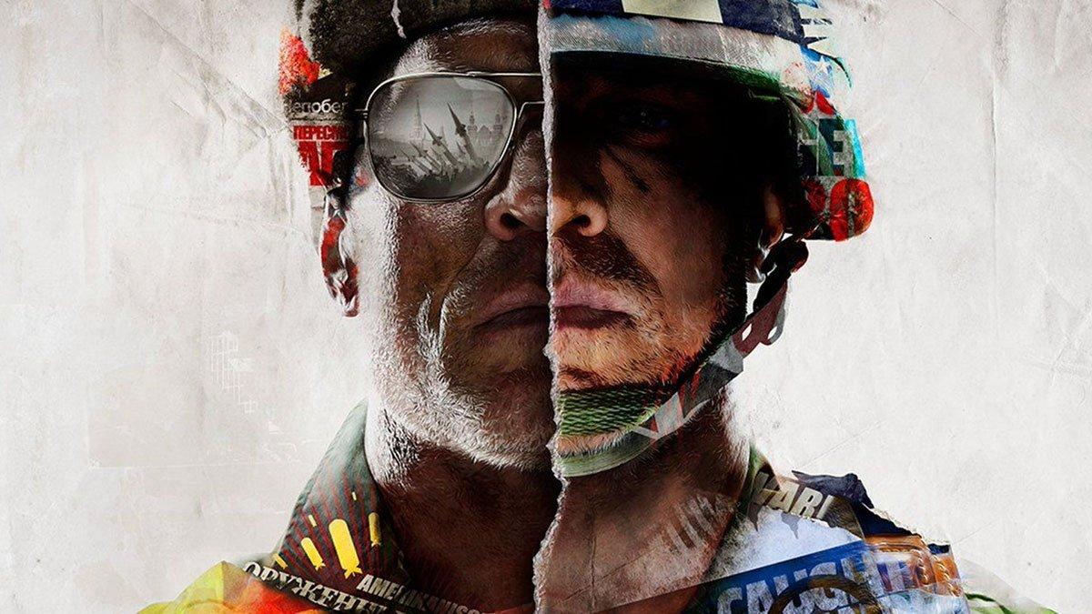 Image promotionnelle de CoD Black Ops Cold War