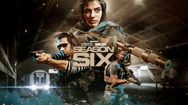 Call of Duty Modern Warfare Warzone Saison 6 Infinity Ward
