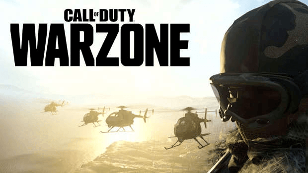 Call of Duty: Warzone hélicoptères
