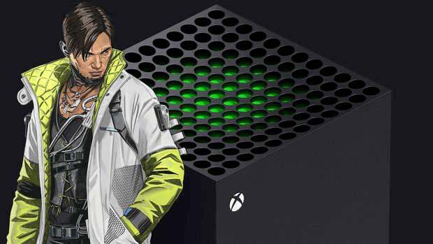 Apex Legends Crypto | Xbox Series X