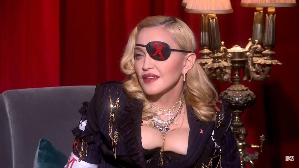 Madonna en interview