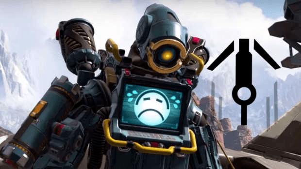 Pathfinder triste Apex Legends Respawn Entertainment