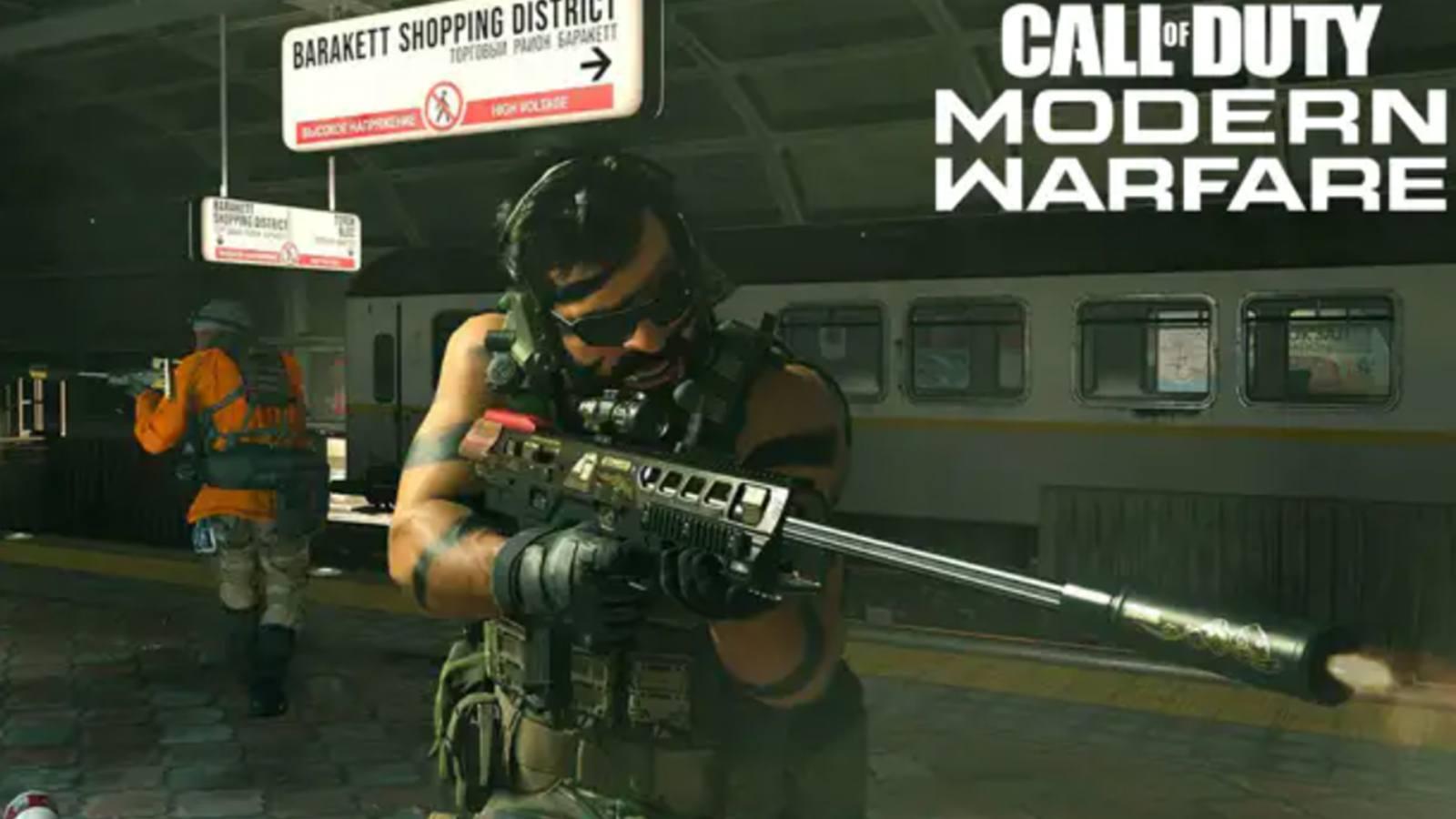 Nerfs à venir pour l'AS Val et SP-R 208 sur Modern Warfare et Warzone