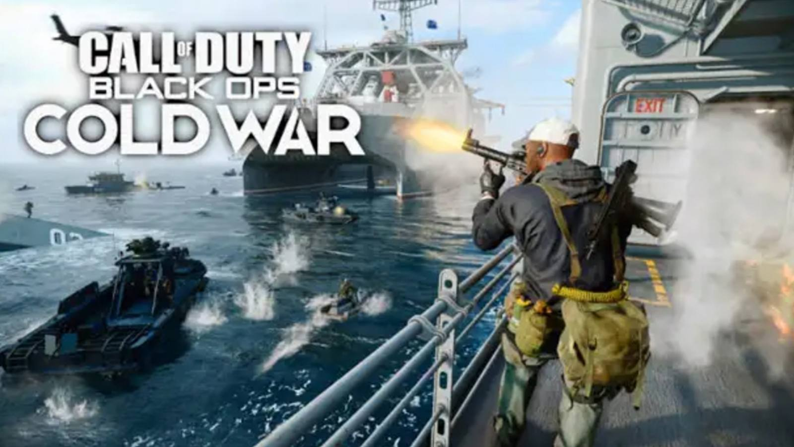 Patch note de la bêta de Call of Duty Black Ops Cold War