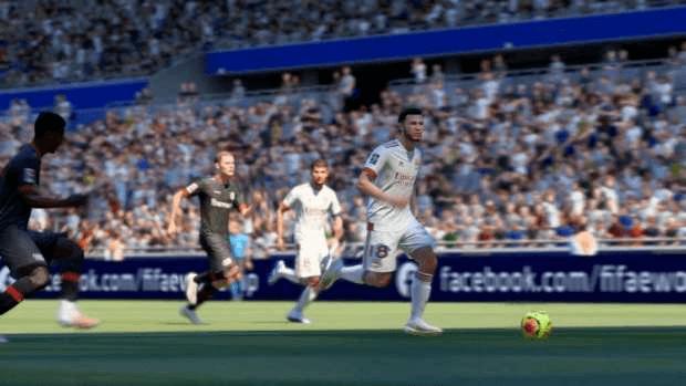 FIFA 21 EA SPORTS jeunes espoirs Rayan Cherki