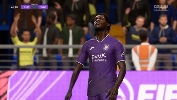 FIFA 21 EA SPORTS jeunes espoirs Jeremy Doku