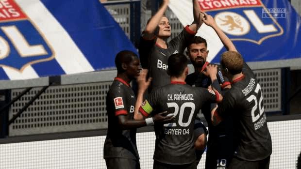 FIFA 21 EA SPORTS jeunes espoirs Florian Wirtz