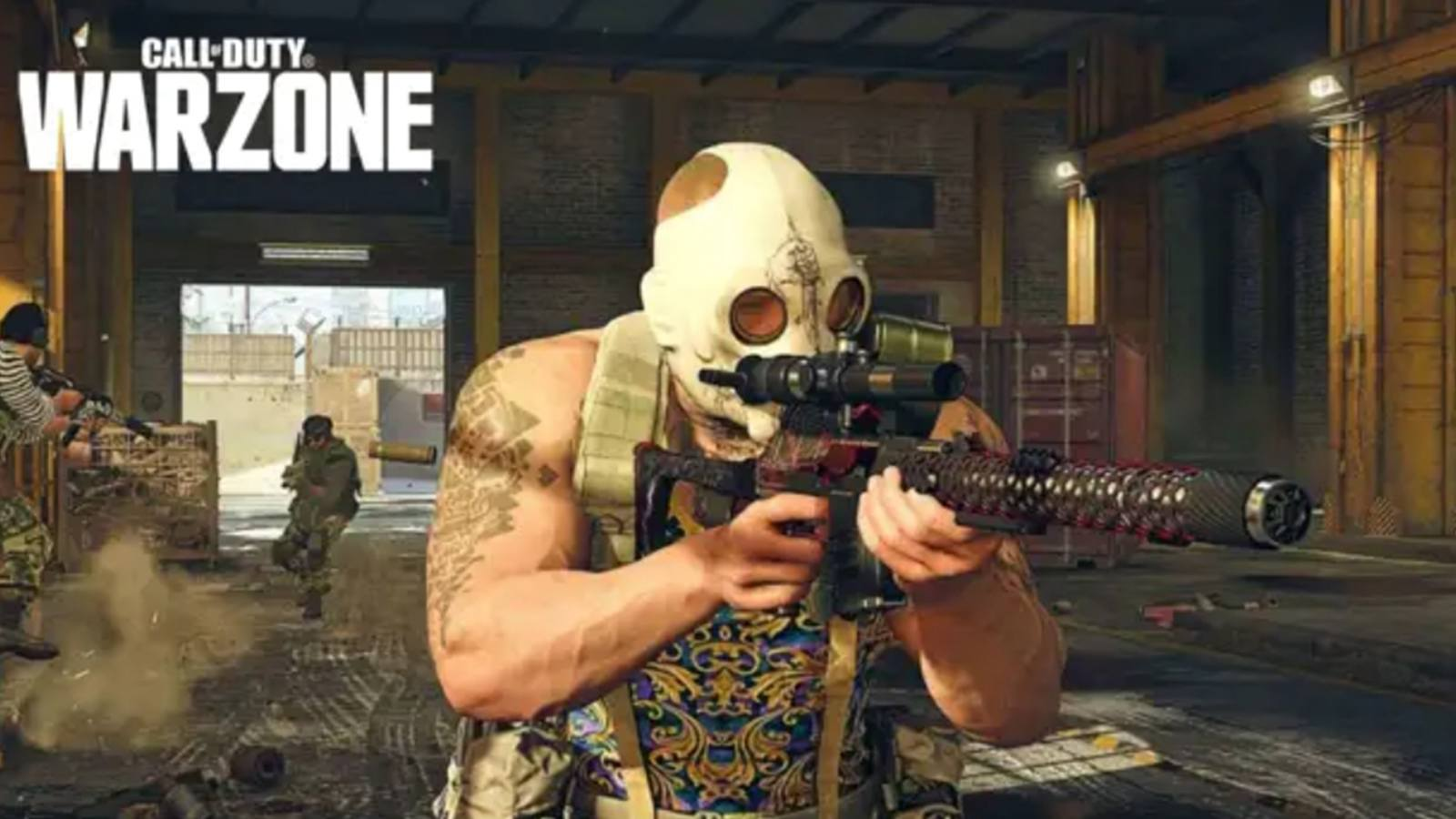Patch note MAJ Warzone et Modern Warfare du 8 octobre