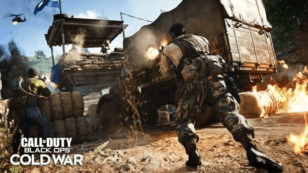 Call of Duty: Black Ops Cold War Treyarch Activision ranked