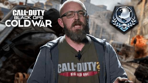 David Vonderhaar CoD Black Ops Cold War ranked Treyarch