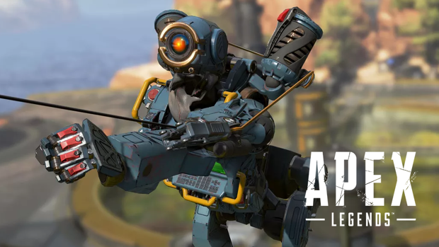 Pathfinder grappin Apex Legends Respawn Entertainment