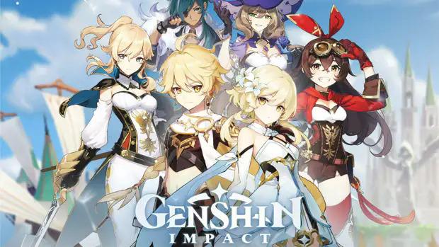 Gneshin Impact est un RPG qui fait sensation actuellement