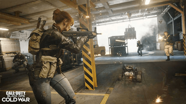Call of Duty: Black Ops Cold War bêta