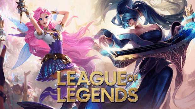 League of Legends Seraphine Sona Riot Games