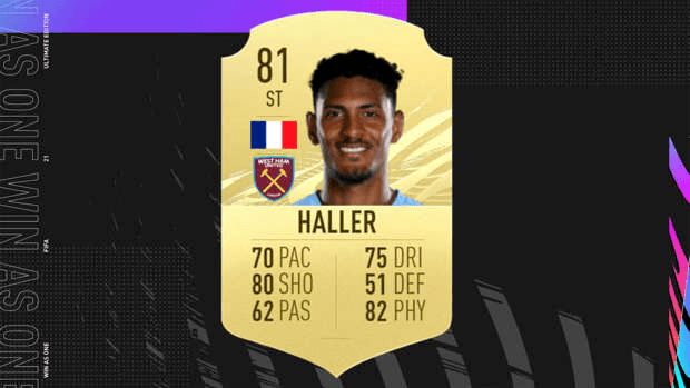 8 monstres qu il faut absolument acheter dans FIFA 21 Ultimate Team Haller