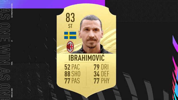 8 monstres qu il faut absolument acheter dans FIFA 21 Ultimate Team Ibrahimovic