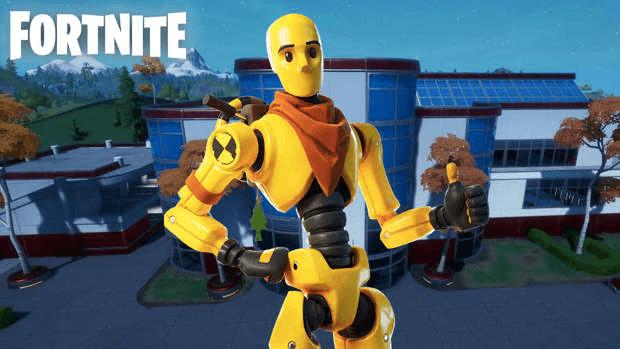 Fortnite skin Dummy Epic Games
