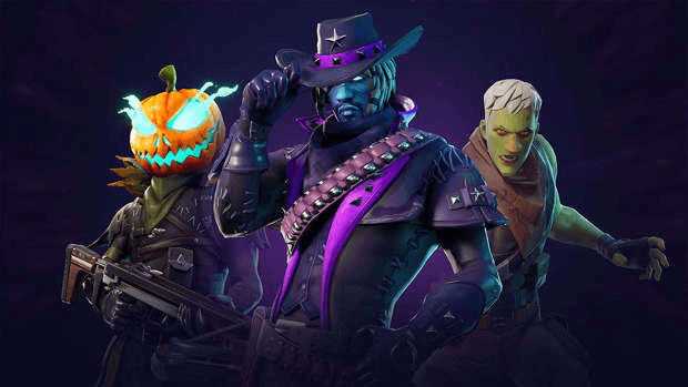 Fortnitemares Epic Games skins
