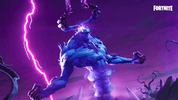 Fortnitemares monstre Epic Games