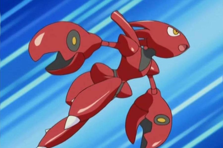 Cizayox d'Arlo dans Pokémon Go