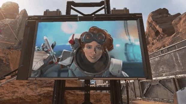 Apex Legends Respawn Entertainment Horizon