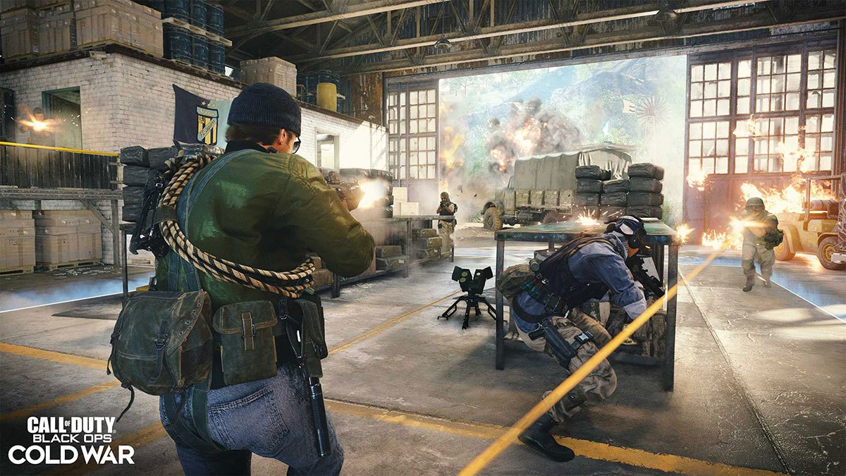Screenshot de black Ops Cold War