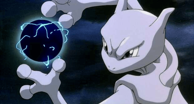 Pokémon Mewtwo film attaque Pokémon Company