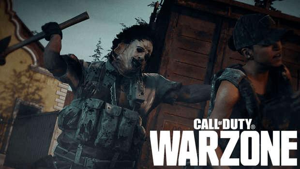 Call of Duty: Warzone événement haunting in verdansk