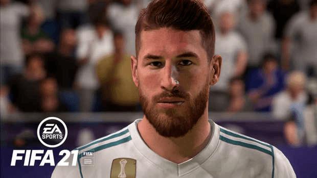 FIFA 21 Arrière centre EA Sports