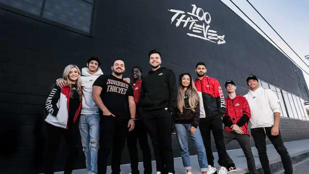Les 100 Thieves ont à leur tour rejoint l'agence de talent de Ninja et Dr Disrespect