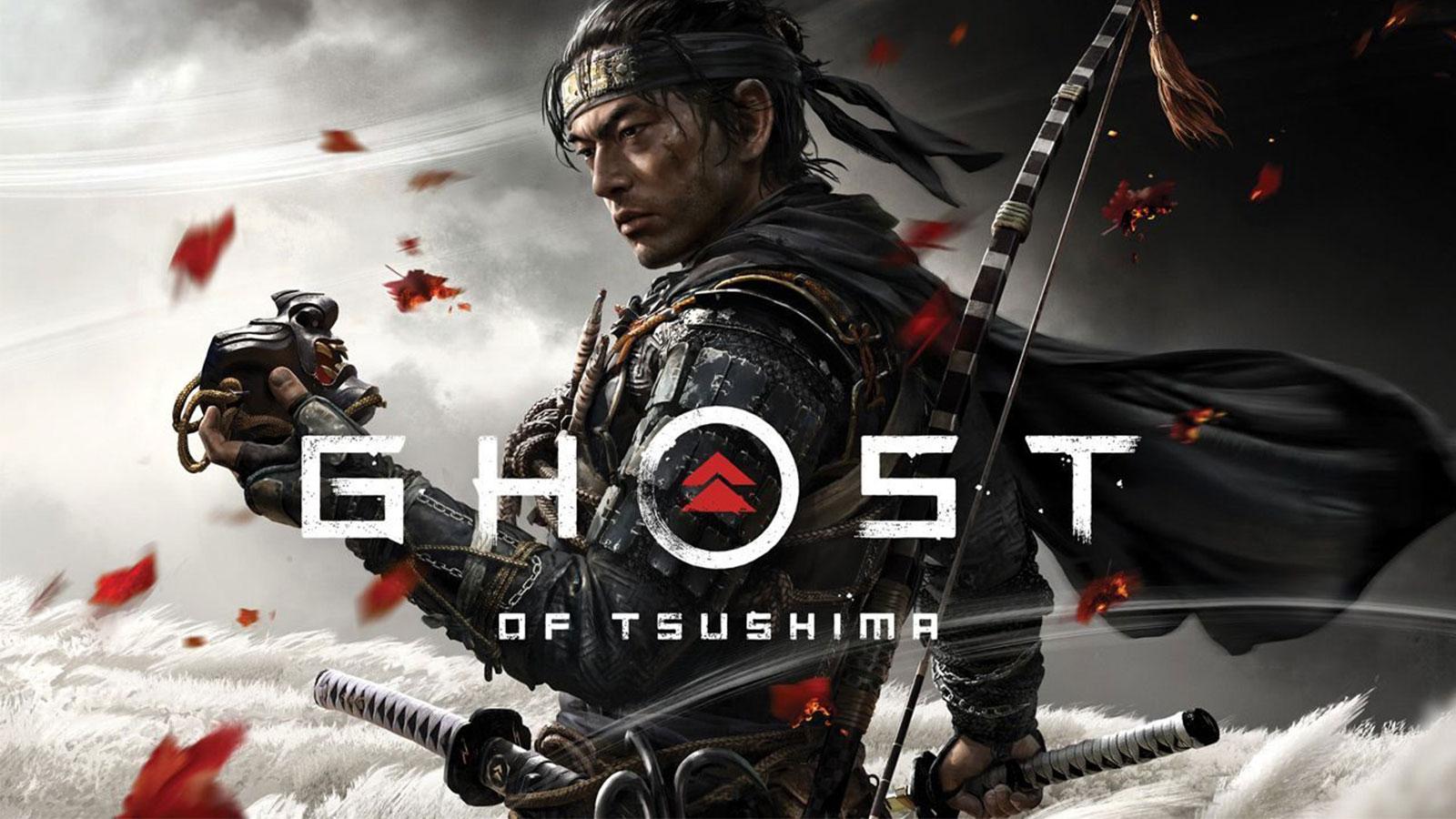 Affiche de Gost of Tsushima