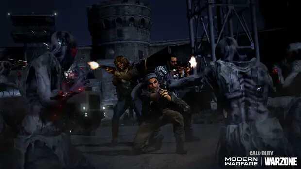 Les joueurs de Warzone ont bien des soucis avec les Zombies