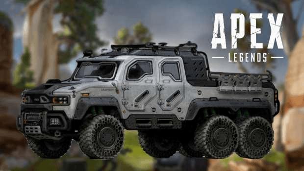 Apex Legends véhicule Respawn Entertainment