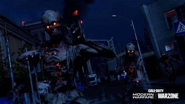 Zombie Royale Warzone Infinity Ward