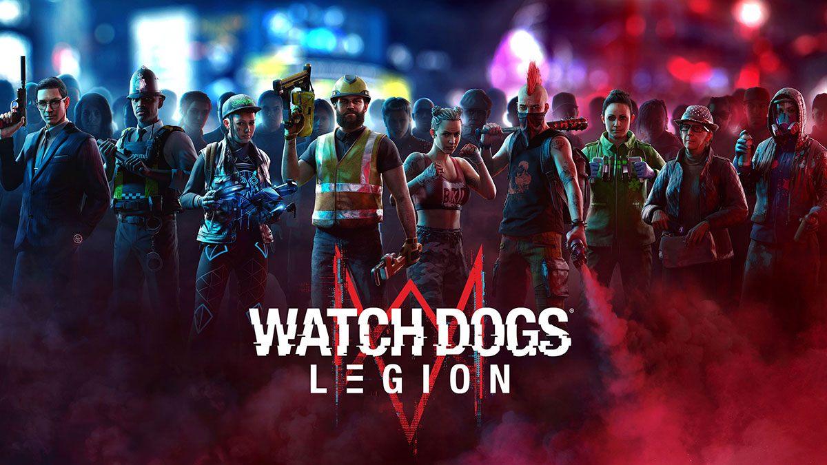 PNJ jouable dans Watch Dogs Legion