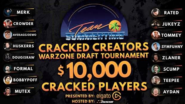 tournoi Warzone Hitch Cracked Creators