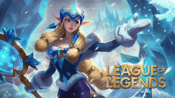 Winter Wonder Soraka League of Legends Riot Games