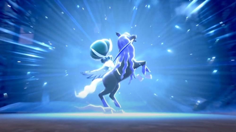 Spectreval dans Pokémon Épée et Bouclier