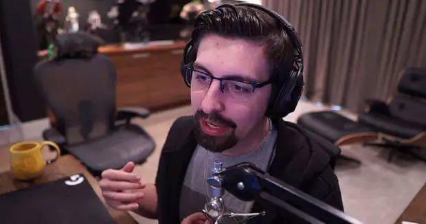 shroud considère que les streamers devraient faire front commun face au DMCA
