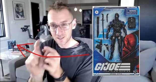 Une photo laisse penser aux joueurs de Fortnite l'arrivée d'un crossover avec G.I Joe