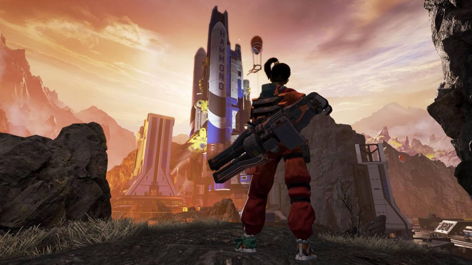 Apex Legends Rampart Respawn Entertainment