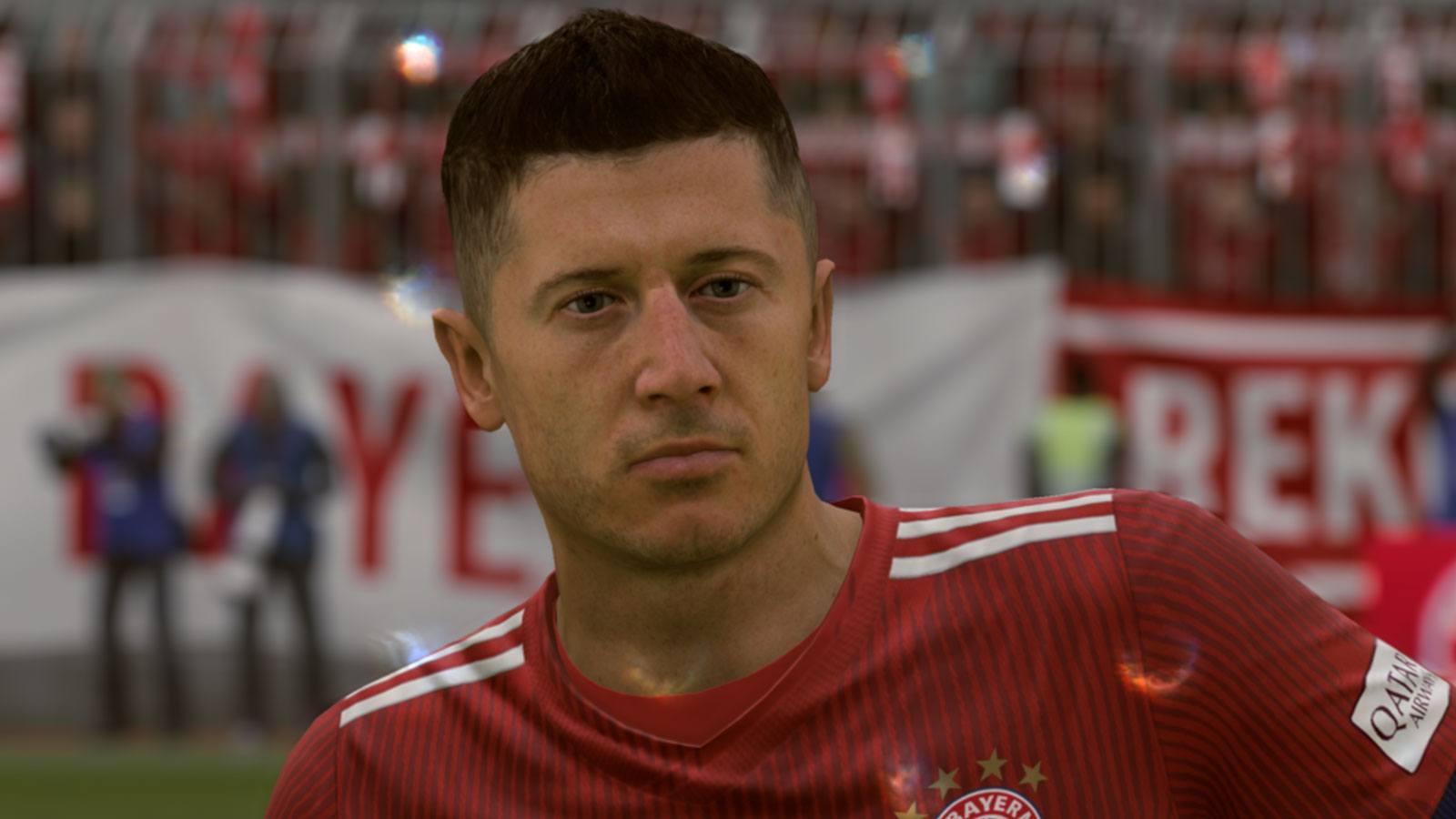 FIFA 21 TOTW 5 prédictions Lewandowski