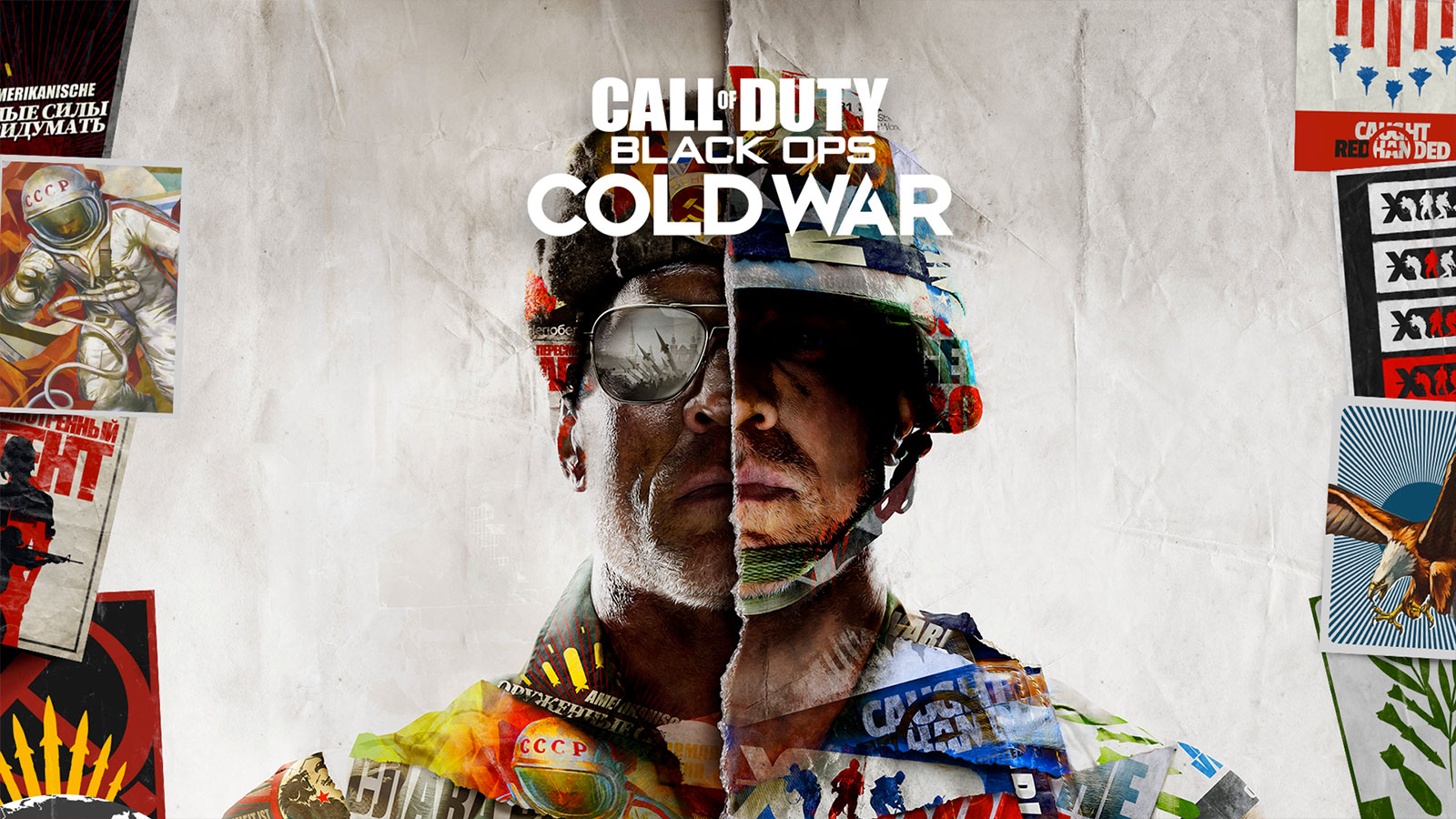 Cover Black Ops Cold War Activision