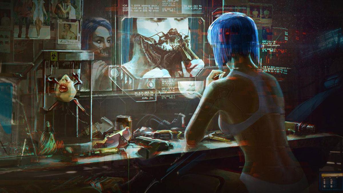 Artwork de Cyberpunk 2077