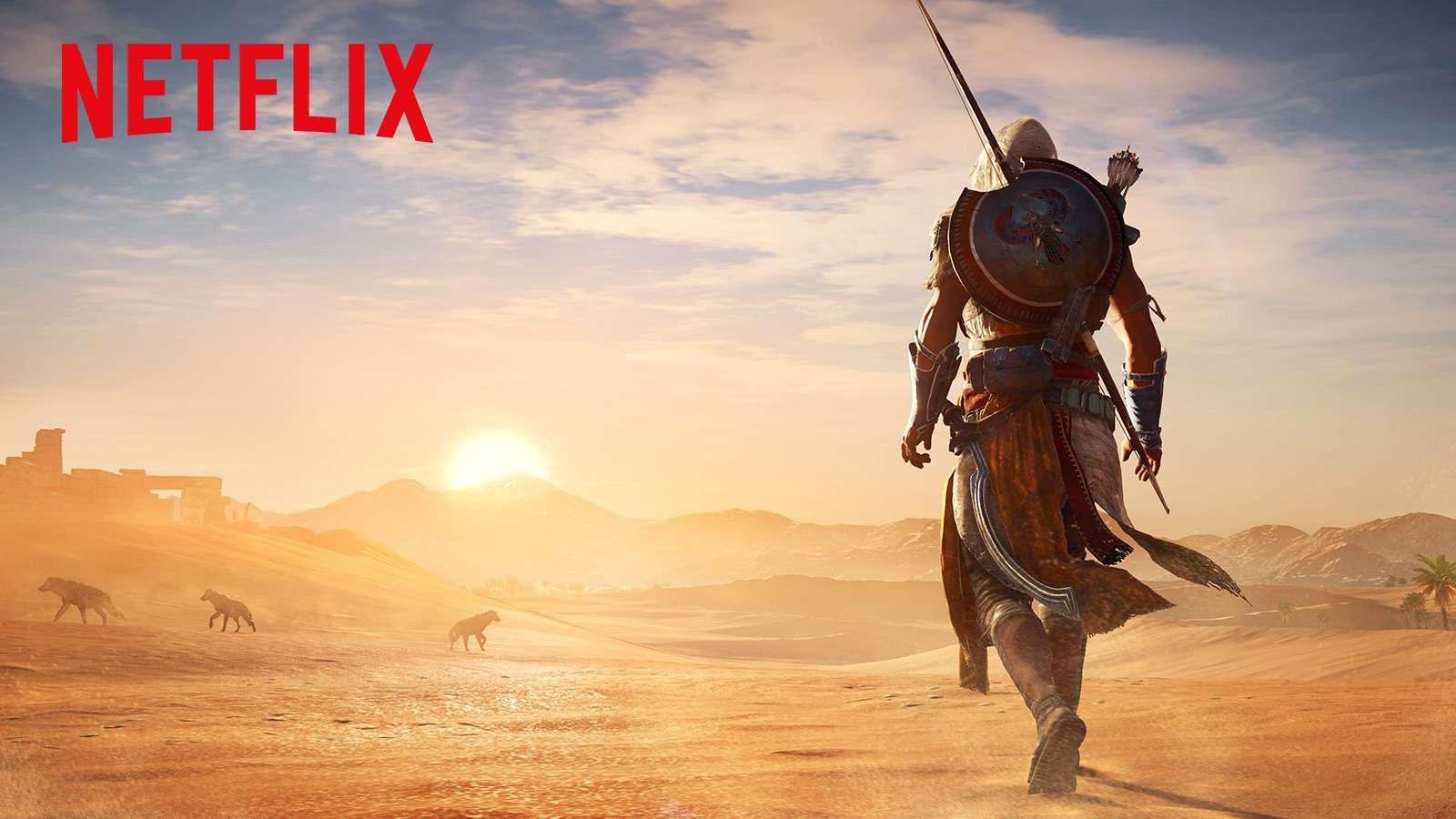 Série Assassin's Creed sur Netflix
