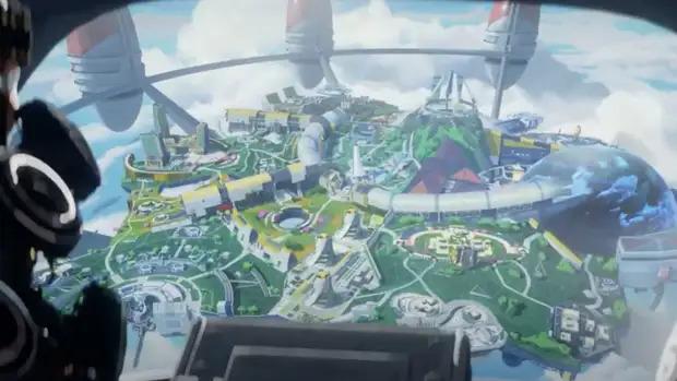 Les joueurs d'Apex legends vont avoir droit à une nouvelle map dans la saison 7