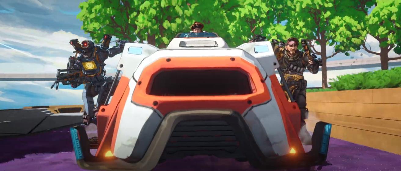 De nouveaux véhicules, les Trident vont bientôt débarquer sur Apex