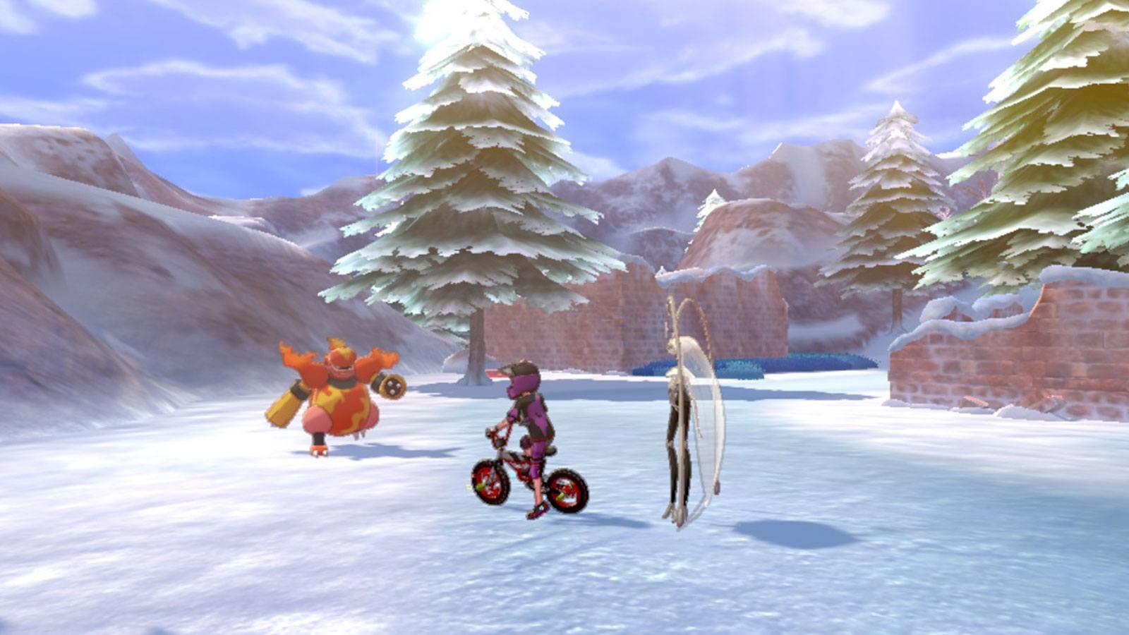 Pokémon Couronneige Maganon